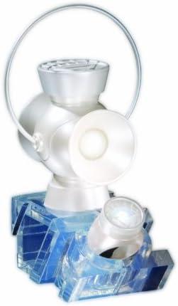 Chromatic lantern altered as white lantern power battery MTG handpainted alter