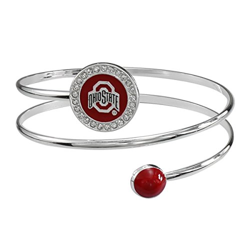 Brutus Buckeye Costume (Ohio State Buckeyes Wrap Around Bracelet)