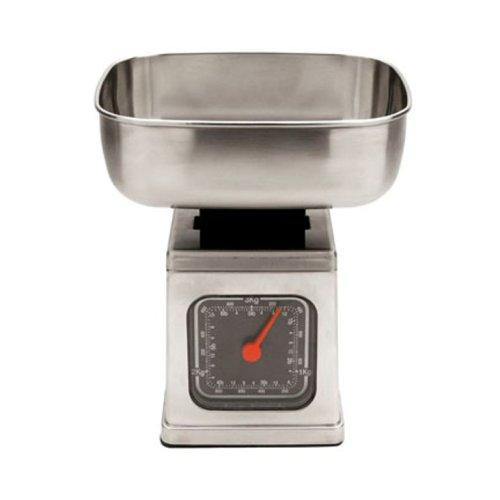 MIU Francia 3573 Acero inoxidable 6 Libra balanza de cocina: Amazon.es: Hogar