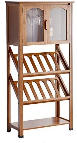 WITANHURST Mini Home Bar Cabinet