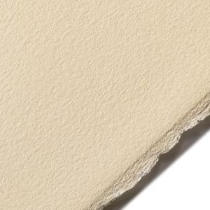 BFK Rives Printmaking Paper in Cream - Set of 10 by Alvin and Company