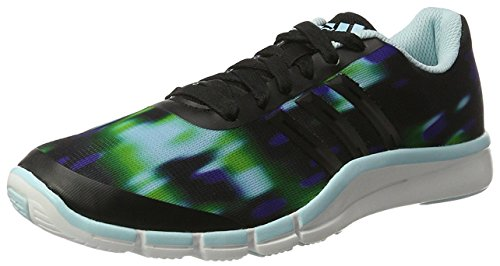 Adidas Performance Womens A 360.2 Prima Running Trainers Turchese-bianco-nero