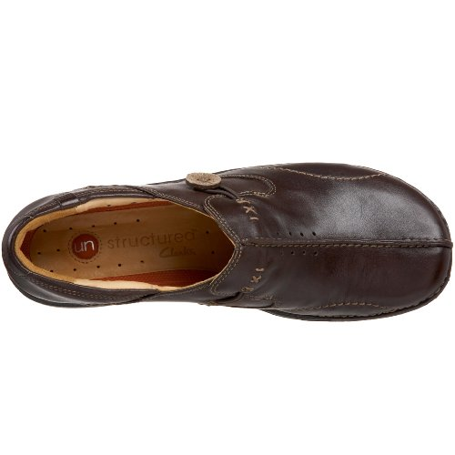loop Clarks non on Un pattino del strutturati Slip rqtqg