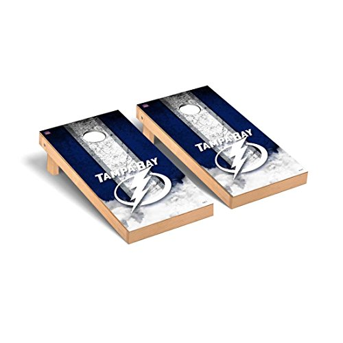 Show Off Your Team Spirit With This Officially Licensed, Wooden Desktop  Mini Cornhole Game Set