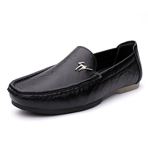 Nero 40 Top Low Nero EU DE000 Uomo loafers2038 SHELAIDON 0qXt4Pwx