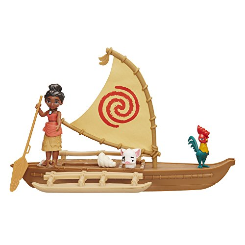 Disney Moana Adventure Canoe by Disney Princess