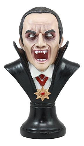 Ebros An Interview With The Immortal Vampire Bust Statue 12.5