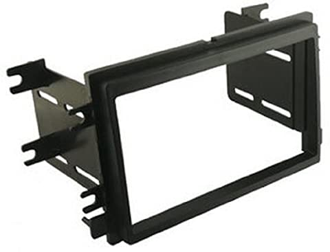 Scosche FD1426B Double DIN Installation Kit for 2004-Up Ford Vehicles - Ford Installation Kit