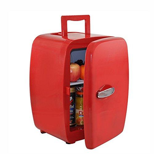 LT&NT Portátil 14L Coche refrigerador pequeño hogar frío y ...