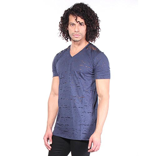 Diesel T-shirts T-U-Men V-Neck Herren