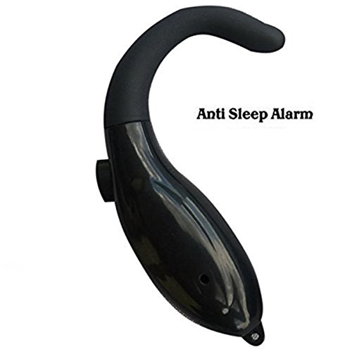 Anti Sleep Alarm with Vibrate Alert (Drivers, Security Guards)