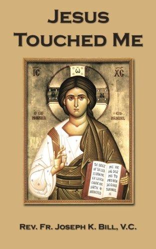 Read Online Jesus Touched Me pdf epub