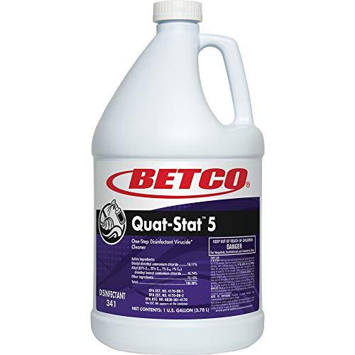 (Betco Quat-Stat 5 Disinfectant)