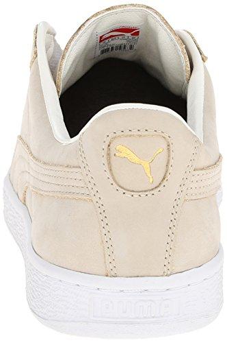 PUMA Mens Basket Citi Series Nubuck Casual Sneaker Pale Khaki tGFCREpf