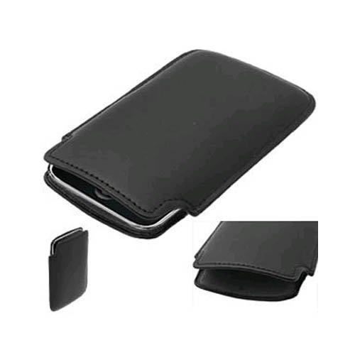 Palm Pre Pre/Plus Leather Sleeve Case