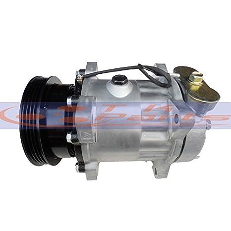 tkparts nuevo a/c compresor SD # 7726 7916 7539 para Renault Clio 1,8 93 - 98: Amazon.es: Coche y moto