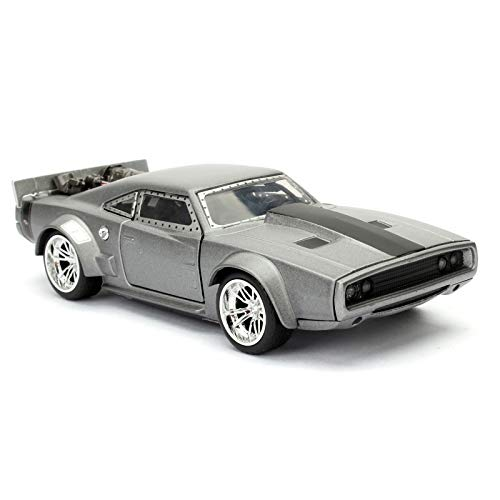 Jada 98299 Dom's Ice Charger Fast & Furious F8 The Fate of the Furious Movie 1/32 Diecast Model Car