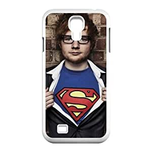 SamSung Galaxy S4 I9500 2D Personalized Phone Back Case with Ed Sheeran Image