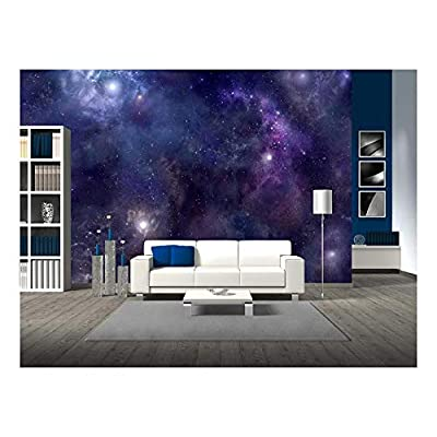 Top Quality Design, Beautiful Piece of Art, Deep Space Wide Background Website Header