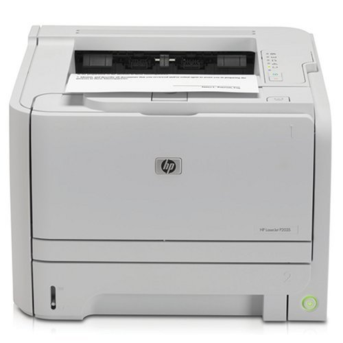 HP LaserJet P2035 CE461A Laser Printer - (Certified Refurbished) (Laserjet Printer Cleaning)