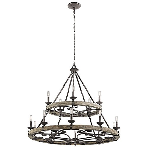 Large Outdoor Chandelier Lighting in US - 1