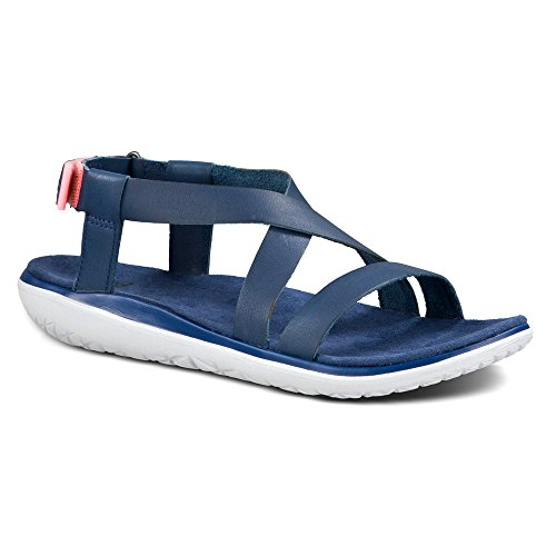 Teva TevaTerra Livia Lux - Sandalias Sandalias Mujer azul marino