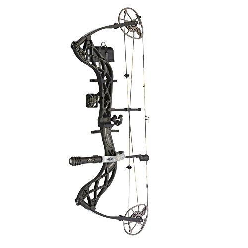 Bowtech Archery Diamond Deploy SB RAK Left Hand Compound Bow, Black, 60 lb