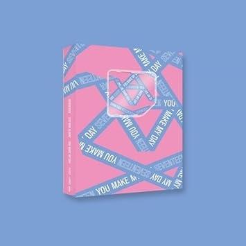 SEVENTEEN - SEVENTEEN [YOU MAKE MY DAY] 5th Mini Kihno Album