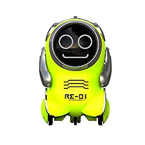 Robots, Rabing Intelligent Electric Dialogue Remote Control Interactive Robot Toys for Kids