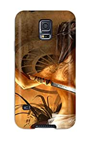 Tpu Galaxy Shockproof Scratcheproof Kal Online Hard Case Cover For Galaxy S5