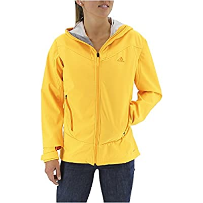 adidas outdoor Women's All Outdoor Hooded Softshell Jacket