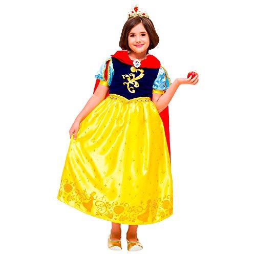 Regina 107963.8, Fantasia Princesa Neve Luxo, Multicor