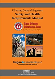 safety and health requirements manual em 385 1 1 2014 version us rh amazon com em 385 1 1 manual download em 385-1-1 safety manual