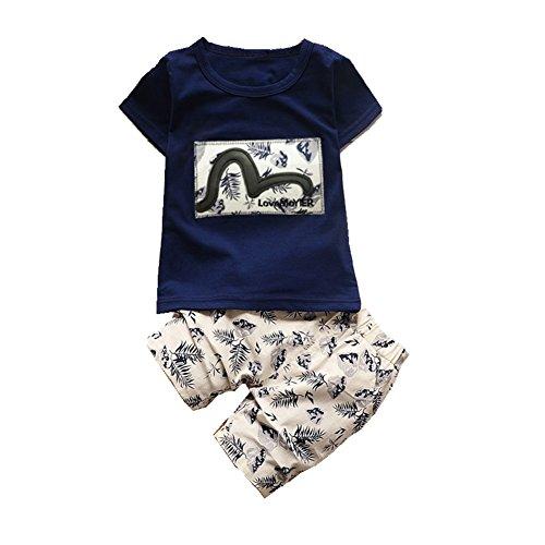 ftsucq-little-boys-girls-feather-pattern-shirt-top-two-pieces-shorts-setsblue-90