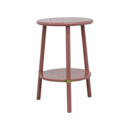 YNN Table 1 Creativa Resalte Mesa de Esquina Mesa Redonda de Metal ...