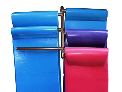 Floatstorage.com FS6-BR The Original Hanging Pool Float Rack - 6 Rack Model...