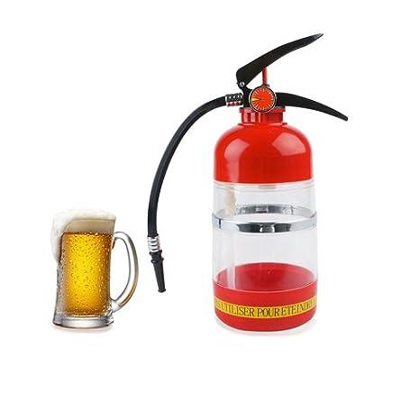 Dispensador de Bebidas Extintor