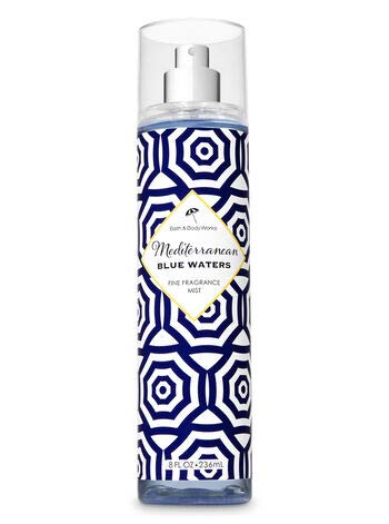 Bath and Body Works Signature Collection Mediterranean Blue Waters Fine Fragrance Mist