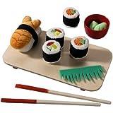 HABA Biofino Sushi 10 Piece Set