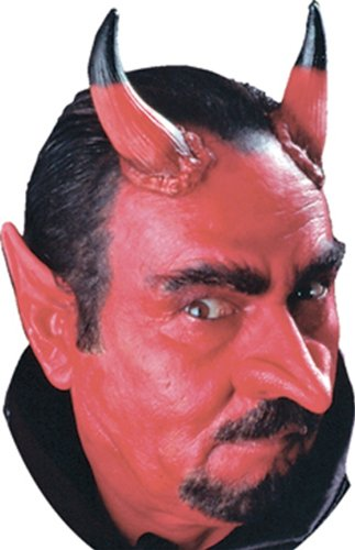 Halloween FX Woochie Ear Tips Devil