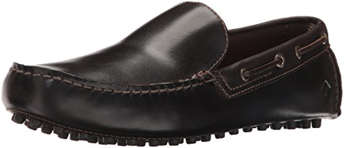 Sperry Top-sider Mens Hamilton Veneziano Slip-on Mocassino Marrone