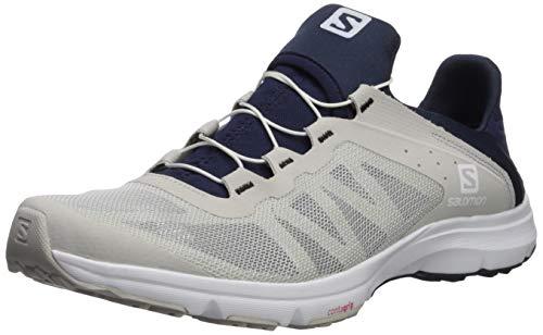 (Salomon Men's Amphib Bold Athletic Shoe, Vapor Blue/Navy Blazer/White, 10.5 Regular US)