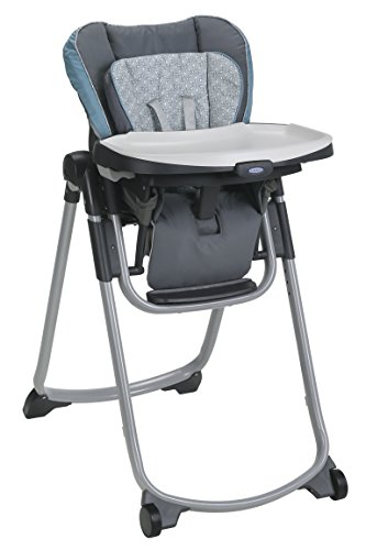 Graco Slim Spaces Highchair, Alden by Graco (Image #1)