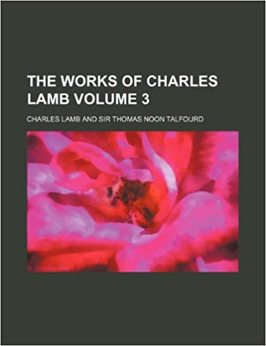 Book The works of Charles Lamb Volume 3