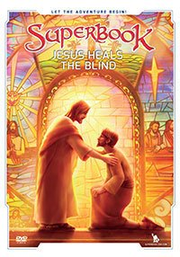 Superbook - Jesus Heals The Blind