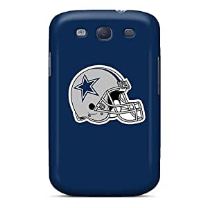 Samsung Galaxy S3 PXn5203cRnB Customized Nice Dallas Cowboys Image Scratch Resistant Hard Cell-phone Case -JonathanMaedel