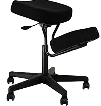 amazon co jp jobri betterposture solace plus kneeling chair with