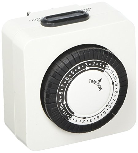 SOUTHWIRE/COLEMAN CABLE 59428TV TG Ind 24HR Mech Timer