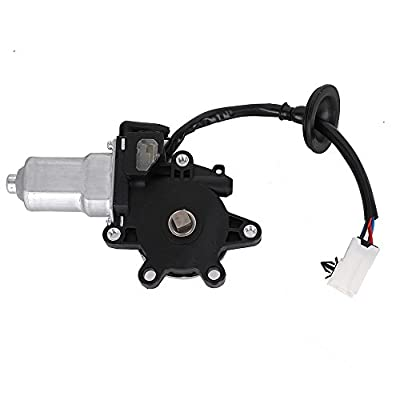 Front Right Passenger Side Power Window Lift Motor for 2003-2009 Nissan 350Z 2003-2007 Infiniti G35 Coupe Replaces # 80730-CD00A 80730CD00A: Automotive