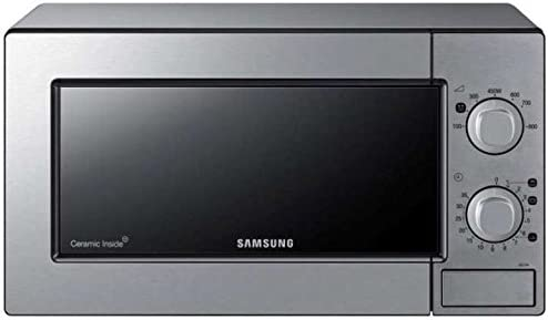 Samsung ME71M 20L 800W Acero inoxidable - Microondas (20 L, 800 W ...